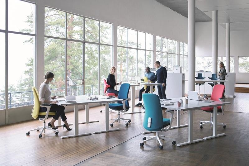 Büro und Arbeiten