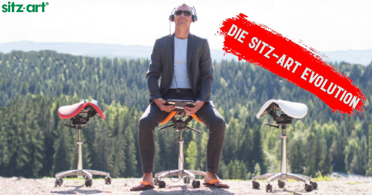 Die sitz-art® Evolution